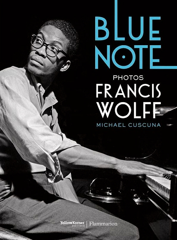 Francis Wolff photos book